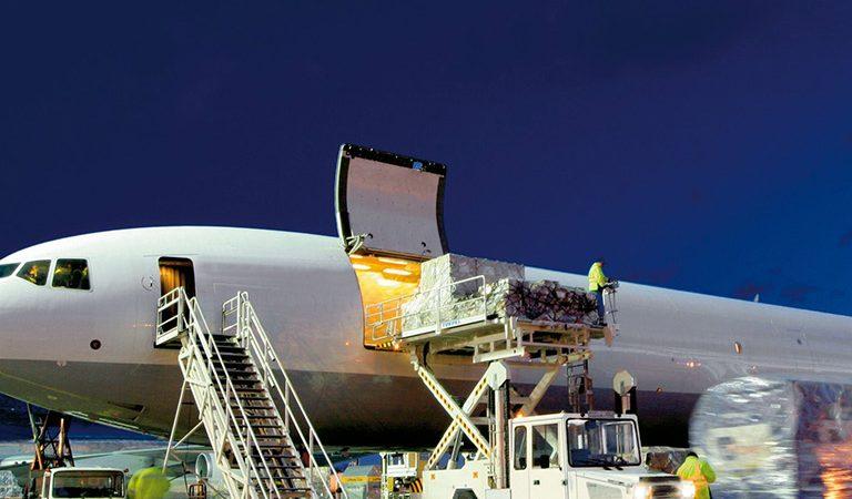 import export spedizioni via aerea