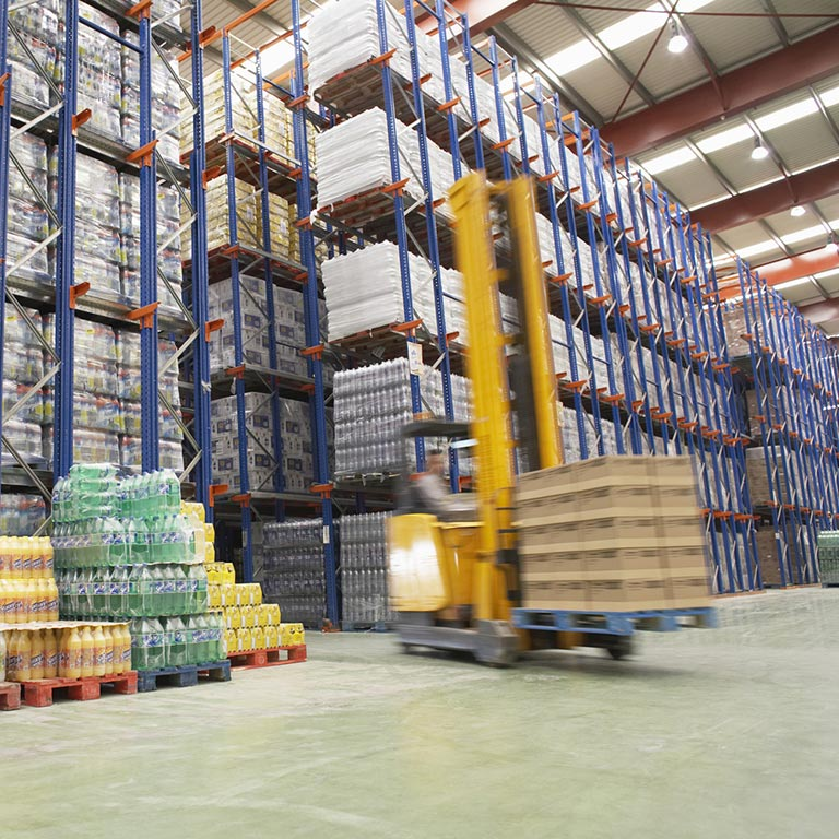 warehousing catania
